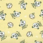Pandas - Jaune